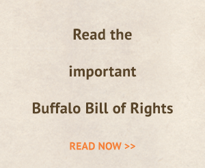 buffalo bill of rights orange