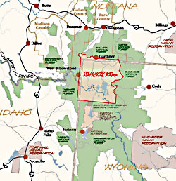 greater yellowstone ecosystem