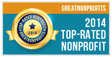 great nonprofits 2014 top rated nonprofit