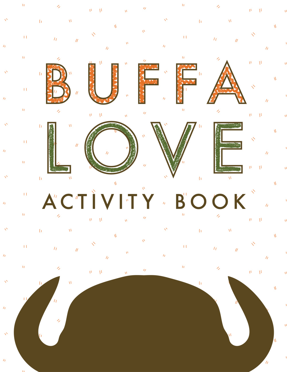 Buffalo Field Campaign Activity Book